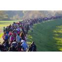 Skifte i flyktingopinionen – svagt betyg till regeringens hantering av krisen