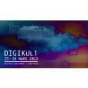 Digikult - konferens för digitalt kulturarv i praktiken 25-26 mars i Göteborg.