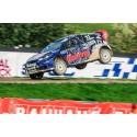 RallyX-kalendern för 2015 klar – fem tävlingar för Supercar och Supercar Lites