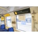 Många svenskar har svårt att hålla tätt i tunnelbanan