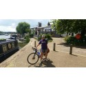​Oxfordshire mum tackles Bristol 25 bike ride for the Stroke Association