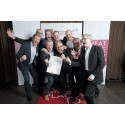 """Webstep - Norges beste arbeidsplass i kategorien """"Mellomstore virksomheter"""""""