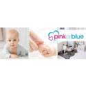 Nylansering av webbshoppen - Utforska pinkorblue.se 2.1