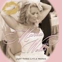 """Nu släpps Maria Wells nya singel """"Just Three Little Words"""" med text av Camilla Läckberg och musik av Robert Wells!"""