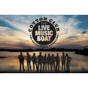 Cotton Club underhåller till sjöss i sommar