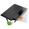 Nødoplader i kreditkortstørrelse til iPhone 5, 6 og 6S