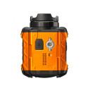 Ricoh WG-1M actionkamera orange  undersida