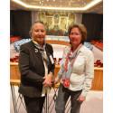 Lærere fra Gjøvik på studietur til FN i New York