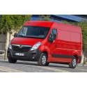 Tysk bilprovning: Opel Movano bäst i klassen