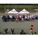 12 hour stroke challenge raises an oar-some amount of money for the Stroke Association!