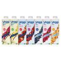 Mindre socker, nya smaker och uppgraderad design: Arla uppdaterar sitt populära Yoggi-sortiment