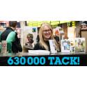 630 000 deltog i årets stora Fairtrade-fika