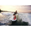 Intresset för surfing har ökat