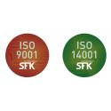 Oxyfi erhåller ISO-certifiering för kvalitet och miljö
