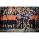 ¡GRACIAS MARC! COMA PAVES WAY FOR KTM'S FUTURE RALLY GENERATION
