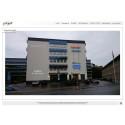Förstudie på nya fasadskyltar till Fabege och Pontus in the park i Solna Business Park