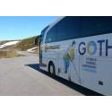Till Göteborg med VM Bussen