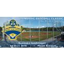 Nordic Baseball Classic - Internationell turnering på nationalarenan Nya Örvallen