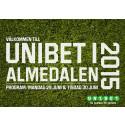 Unibets program i Almedalen 2015