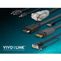 VivoLink är det nya high-end kabelvarumärket för AV-proffs
