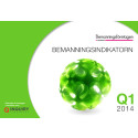 Bemanningsindikatorn Q1 2014