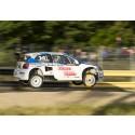 Volkswagenkvartett med sikte på final i rallycross-VM i Höljes