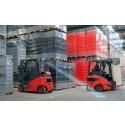 Nya Linde Diesel, gasol- och CNG gaffeltruckar i lyftkapaciteterna 1,4 till 2.0 - ton