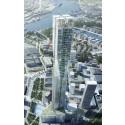 Nordens högsta byggnad ett steg närmare förverkligande