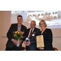 Trelleborgs hamn satsar på miljön – vann Årets Lyft 2015