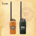 Ny liten och smidig jaktradio från Icom!