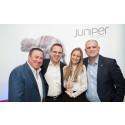 Årets Juniper Networks Partner Marketing Manager