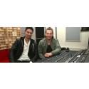 Rytmuselever skriver kontrakt med musikförlaget RoastingHouse
