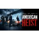 Hayden Christensen og Adrien Brody er på kant med loven i den action-spækkede film AMERICAN HEIST. Udkommer på alle formater torsdag den 16. juli.