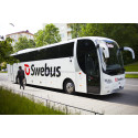 Swebus sätter in 13 nya Scania-bussar