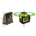 STANLEY lyser upp med en ny serie FatMax lasrar med grön laserstråle