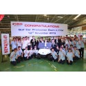Yamaha Motor Begins Golf Car Production in Thailand — New manufacturing base follows Japan and the U.S.A. —