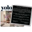 Nu slår restaurang Yolo upp dörrarna!