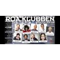 ROA Klubben presenterar: Standup WIP-VIP på Clarion Hotel Sign