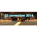 Stockholm Tunnel Run i morgon 22 november