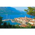 Uutta kesälle! Kroatian upea Korculan saari