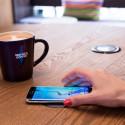 Samsung och Wayne´s Coffee laddar för trådlöst samarbete