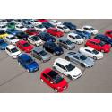 Bilar från VW-koncernen