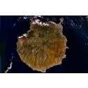 Gran Canaria drabbat av kraftigt oväder
