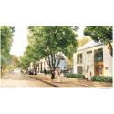 Nu startar Gavlegårdarna bygget av nya bostäder på Almvägen i Gävle