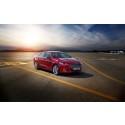 Täysin uusi Ford Mondeo sai täydet 5 tähteä Euro NCAP:n törmäystestissä