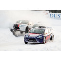 Expressen tar RallyX On Ice live i Karlstad