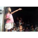 Vidden av skadorna klarnar när Plans insatser påbörjats efter tyfonen Hagupit