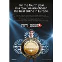 Turkish Airlines ökade vinsten i årets svagaste kvartal