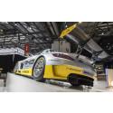 Dunlop ja AMG Customer Sports esittelevät yhteistyössä Mercedes-Benz SLS AMG GT3:n