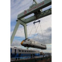 Hitachi Begins Shipment of Trains from Kasado Works for the UK Intercity Express Programme